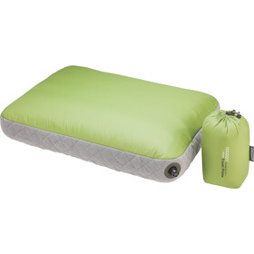Cocoon Air Core Pillow Ultralight wasabi/grey